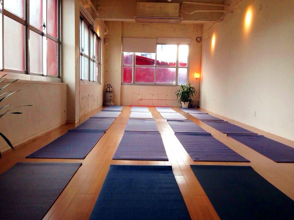 ☆Shakt Yoga Studioお休みのお知らせ☆