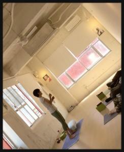 大阪京橋ヨガスタジオ13