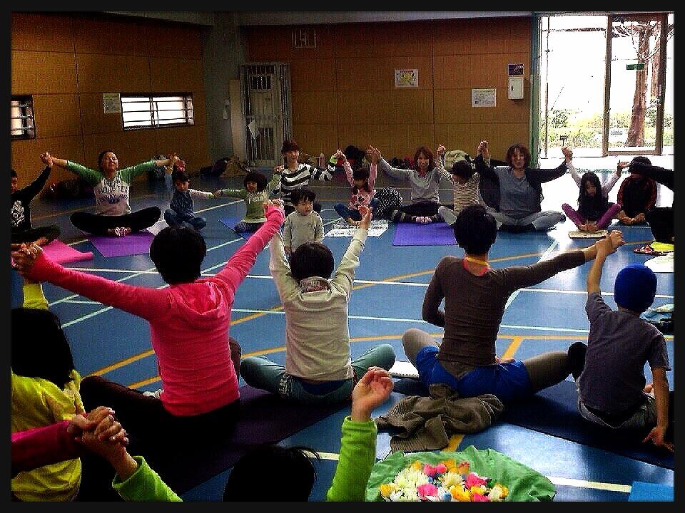 ☆週末はShakti Yoga Studio イベントへ!!☆