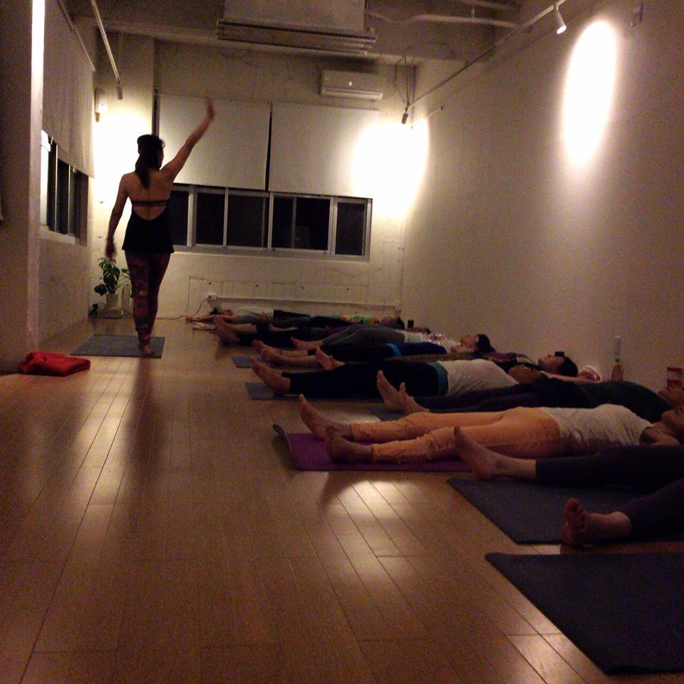 ☆『Women's yoga』ってどんなクラス?☆