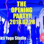 7/28土曜日2号店蒲生!OPENING PARTY‼︎